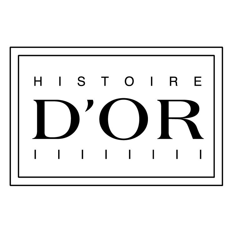 free vector Histoire dor