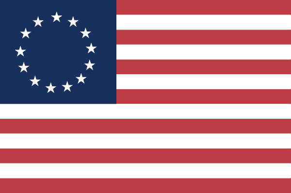 free vector Historic -usa Betsy Ross clip art