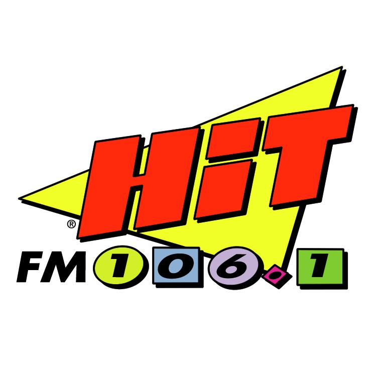 free vector Hit fm 1061