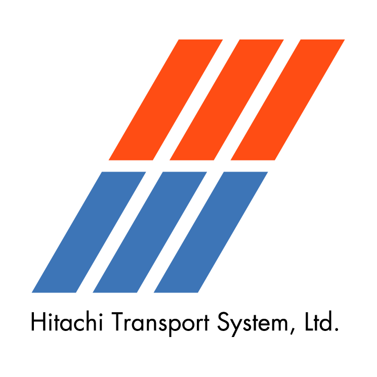 free vector Hitachi transport system