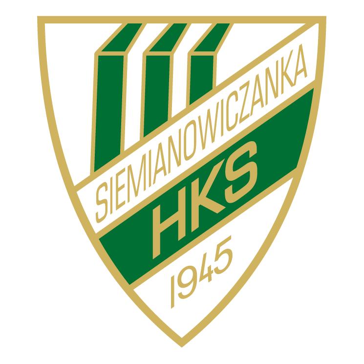 free vector Hks siemianowiczanka siemianowice slaskie