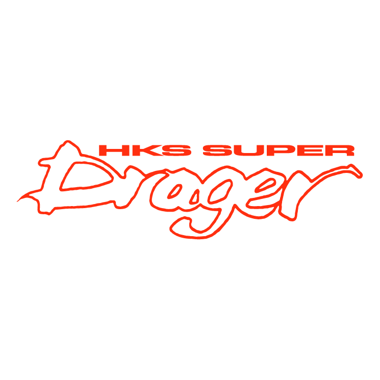 free vector Hks super drager