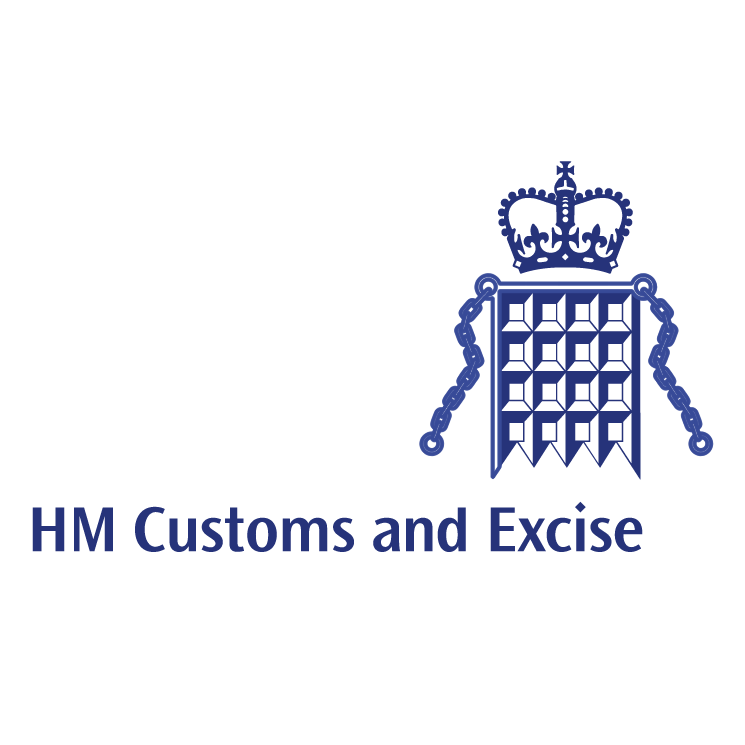 free vector Hm customs and excise