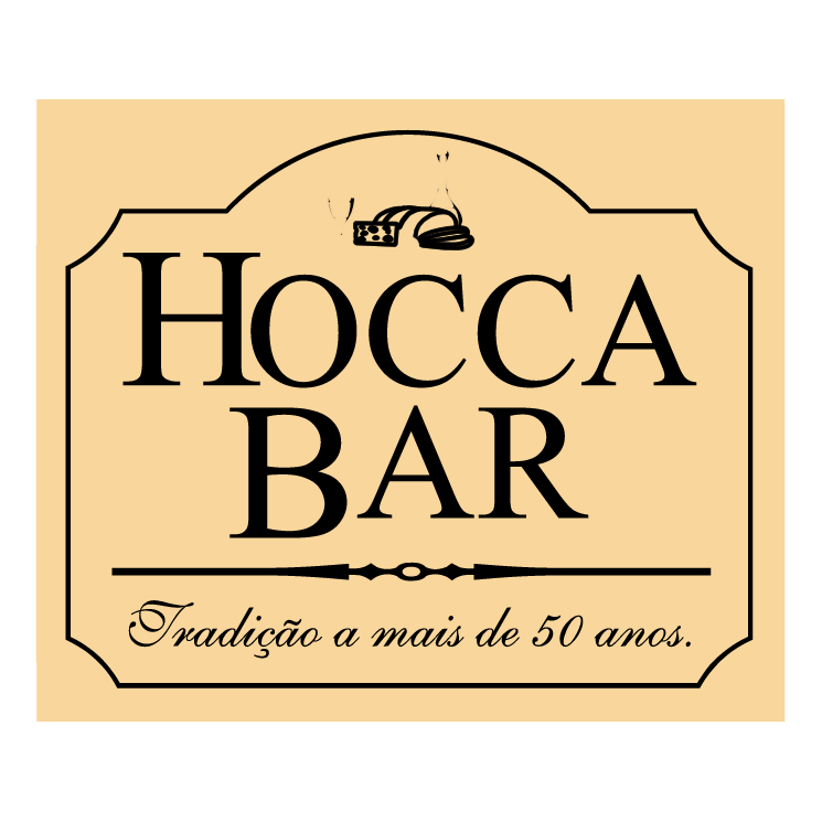 free vector Hocca bar