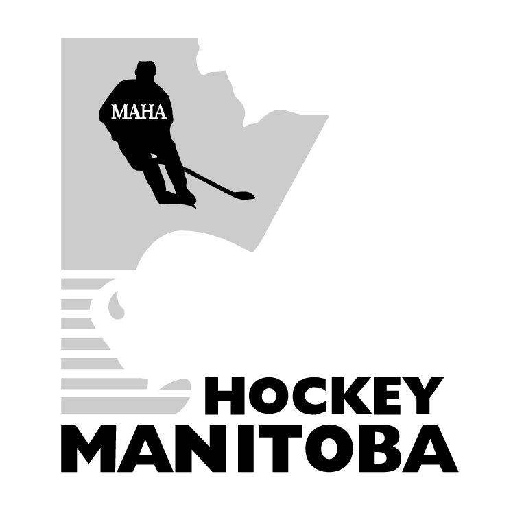 free vector Hockey manitoba