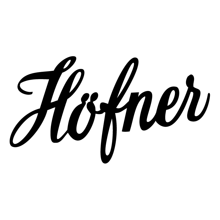 free vector Hofner