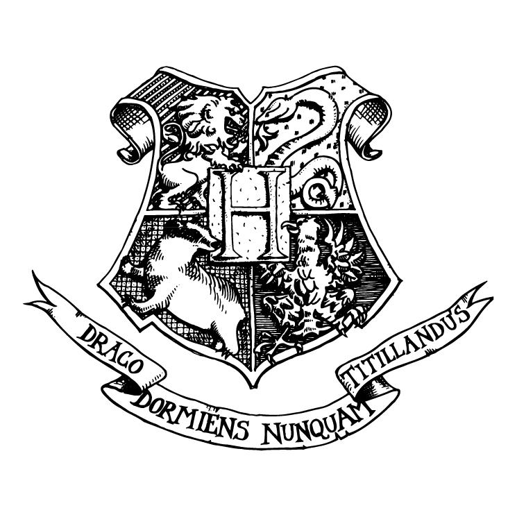 free vector Hogwarts