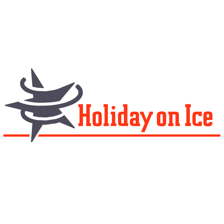 free vector Holiday on ice