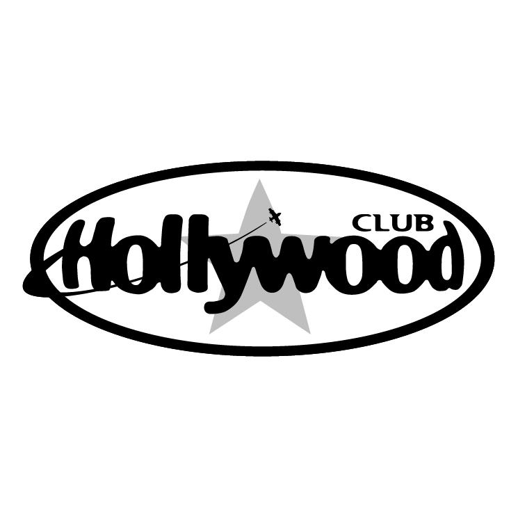 free vector Hollywood club