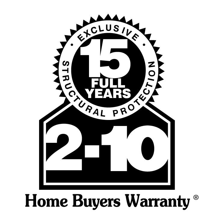 free vector Home buyers warranty