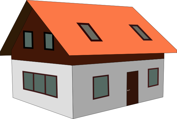 free vector Home clip art