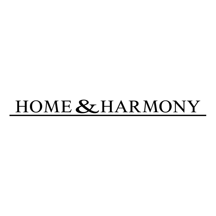 free vector Home harmony