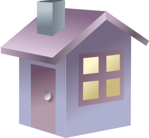 free vector Home House clip art