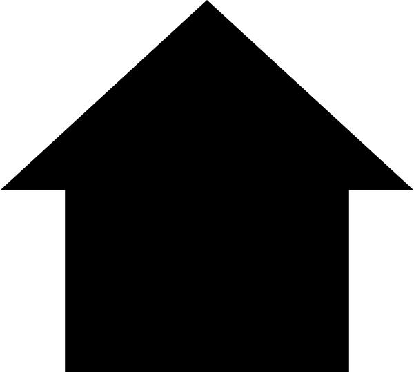 Home Icon clip art Free Vector / 4Vector