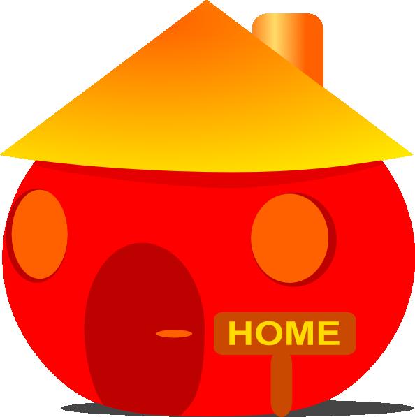 free vector Home Piche clip art