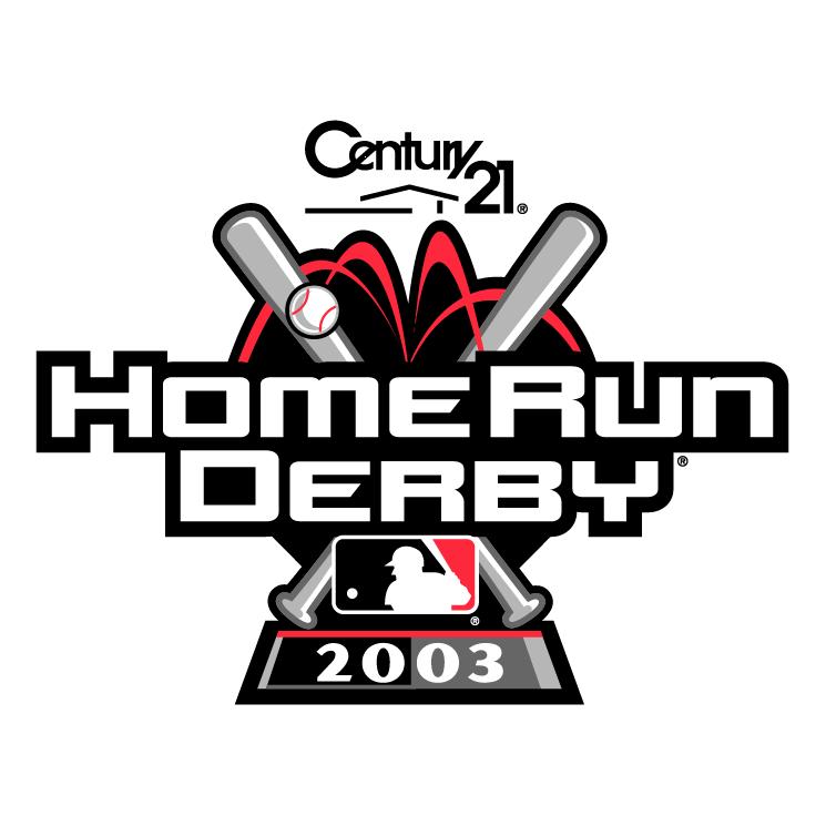 free vector Home run derby 2003