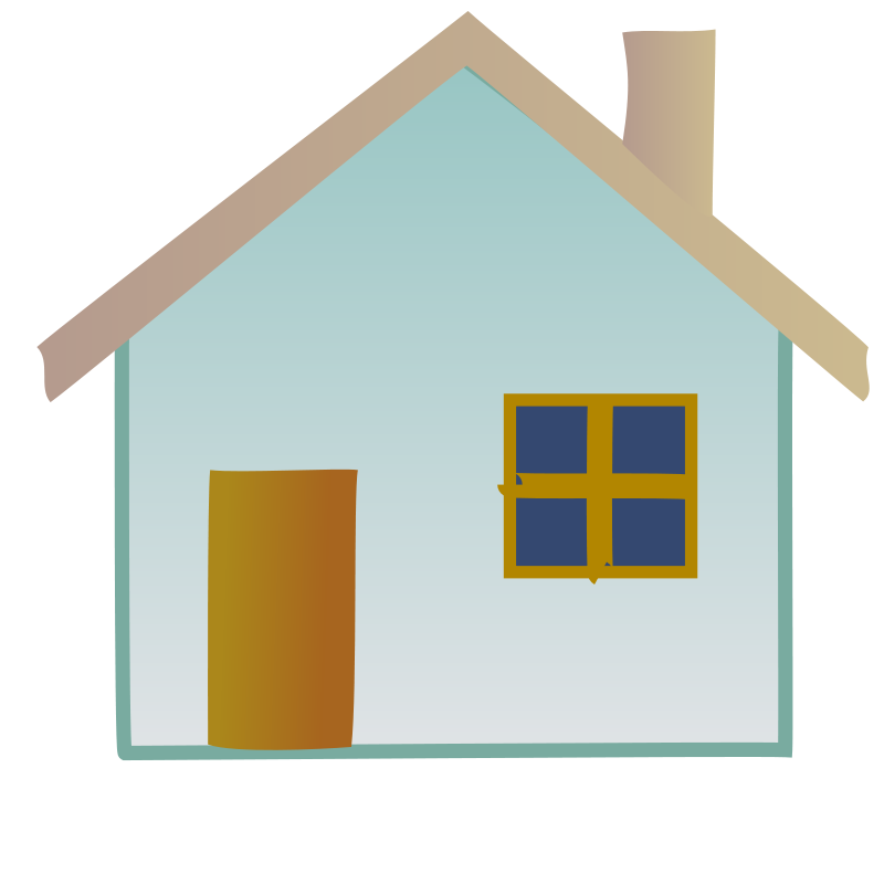 free vector clipart house - photo #15