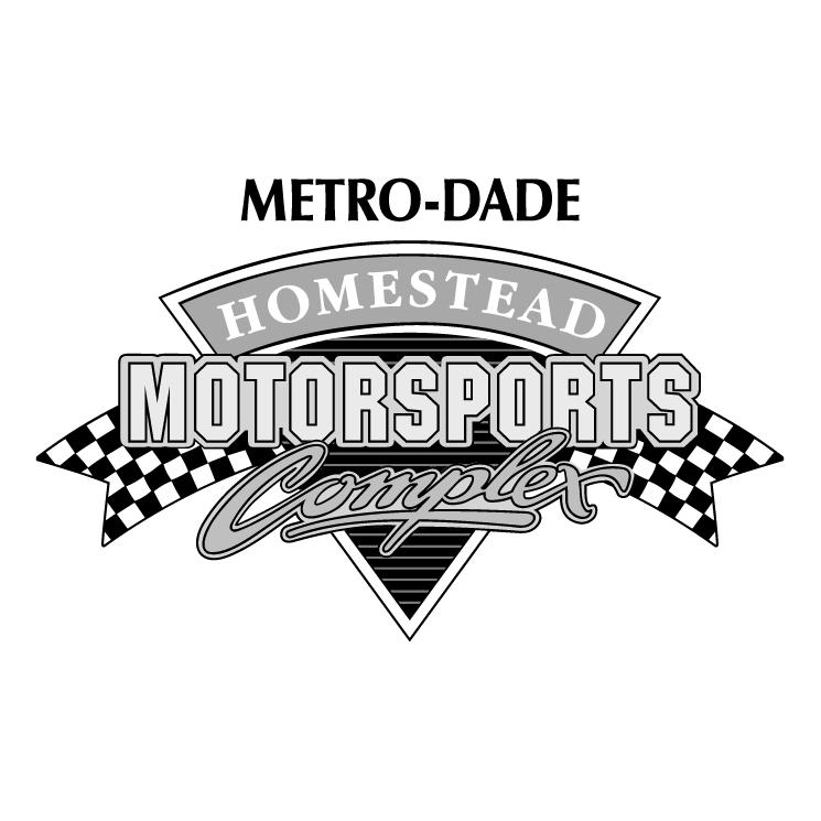 free vector Homestead motorsports complex