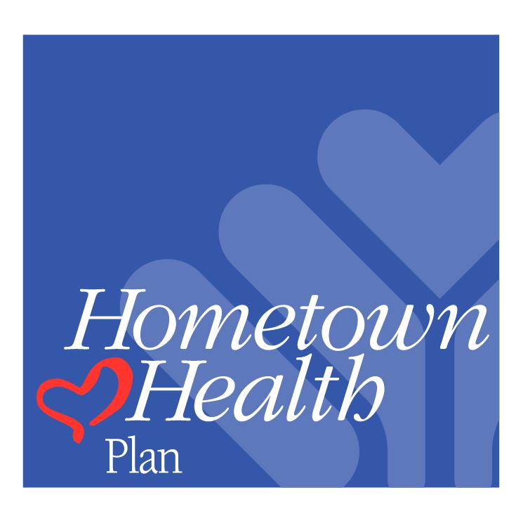 free vector Hometown health plan