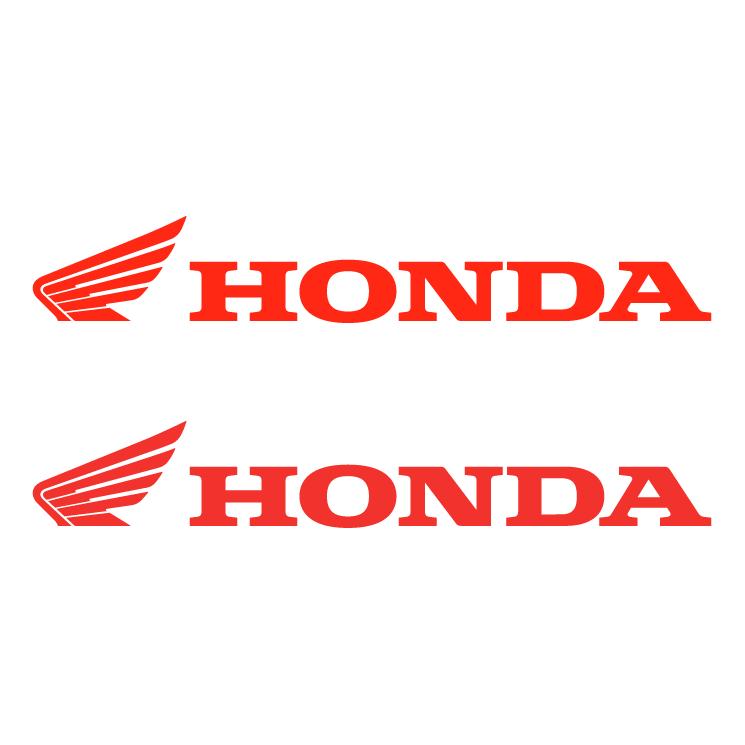 free vector Honda 1