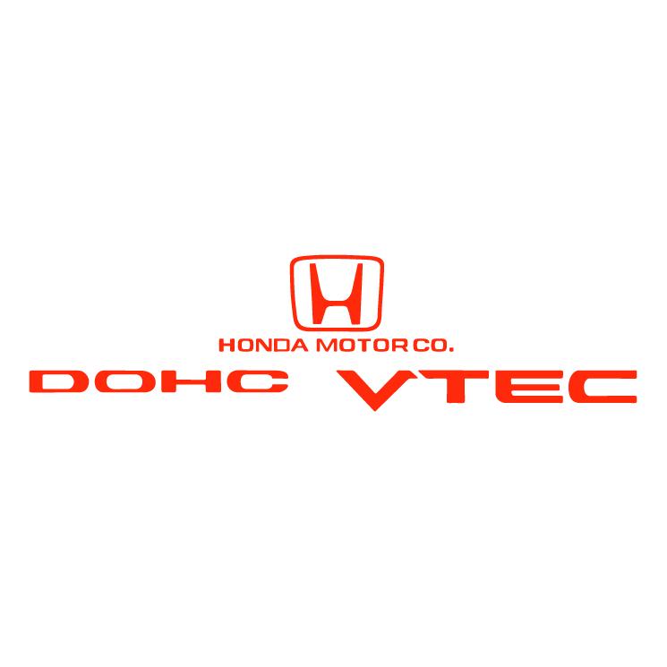 free vector Honda motor co