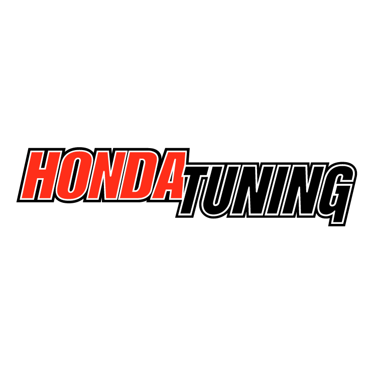free vector Honda tuning