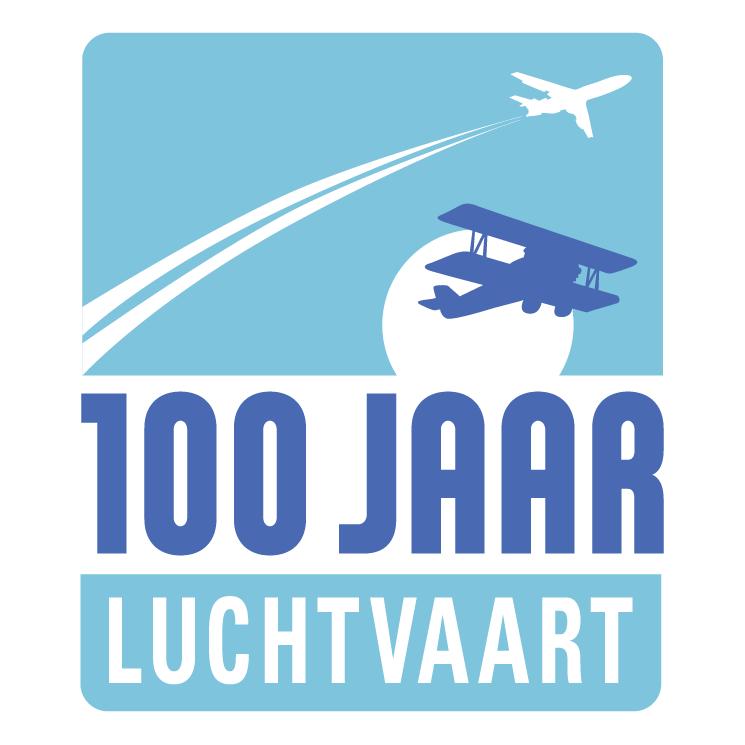 free vector Honderd jaar luchtvaart