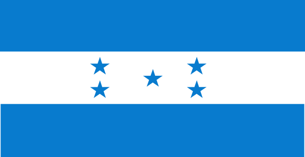 free vector Honduras clip art