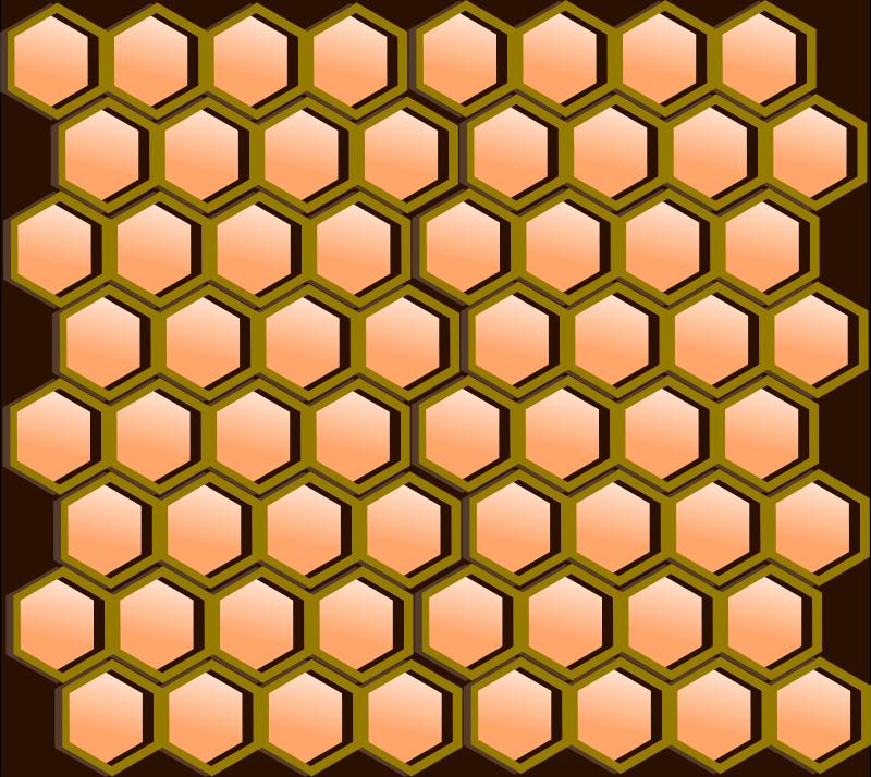 free vector Honeycomb Cells