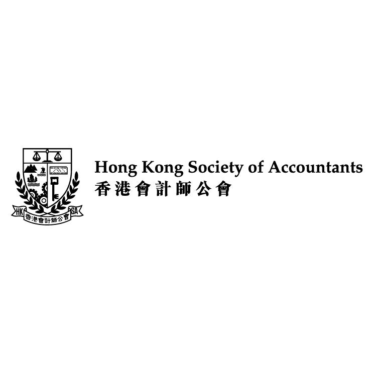 free vector Hong kong society of accountants