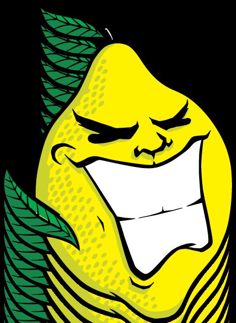 free vector Hooch Lemon front