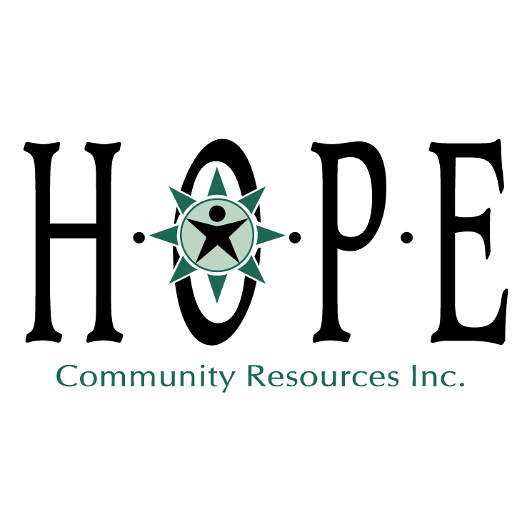 free vector Hope community resources
