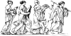 free vector Horae clip art