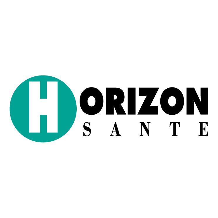 free vector Horizon sante