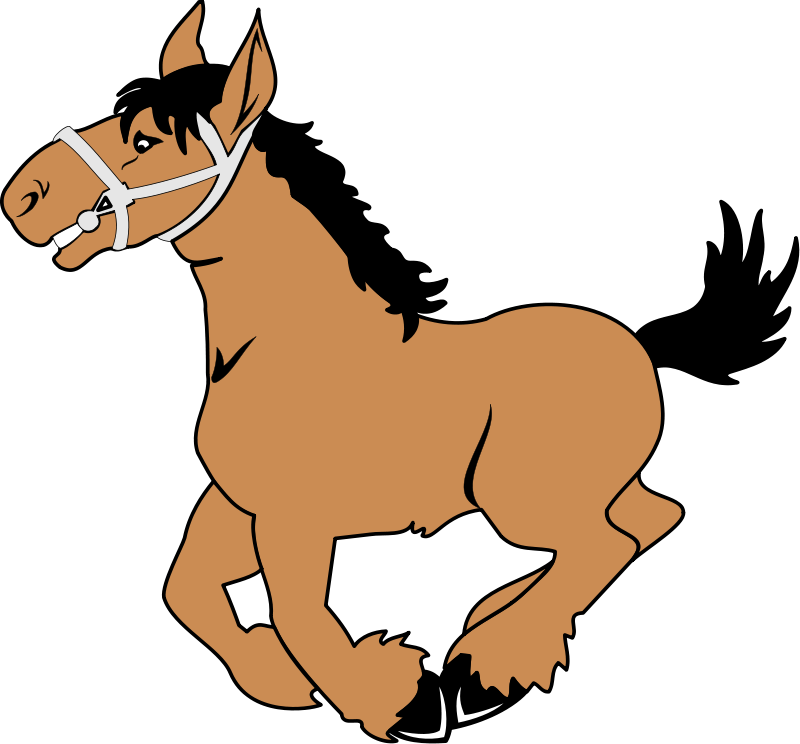 free vector Horse 3