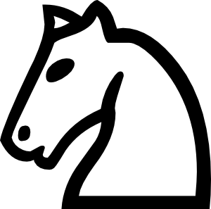Horse clip art Free Vector / 4Vector