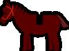 free vector Horse Lego clip art