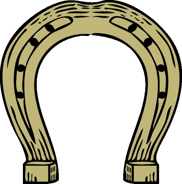 free vector Horseshoe clip art