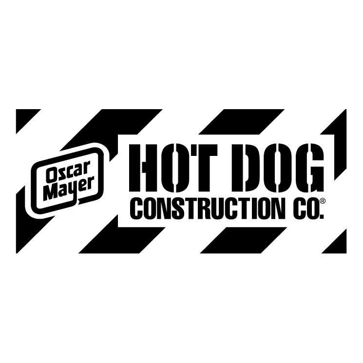 free vector Hot dog construction