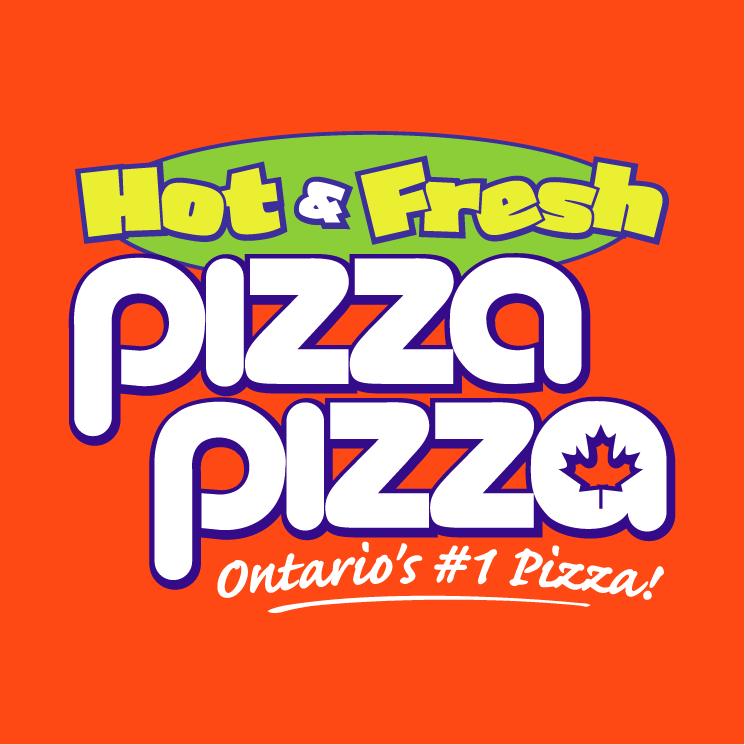 free vector Hot fresh pizza pizza