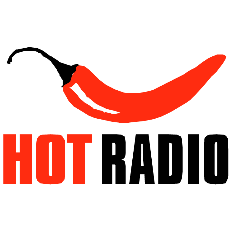 free vector Hot radio
