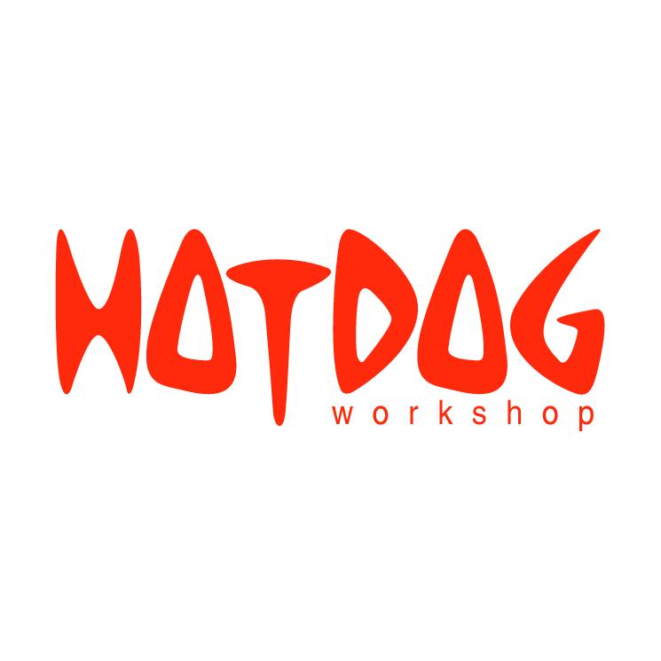 free vector Hotdog workshop