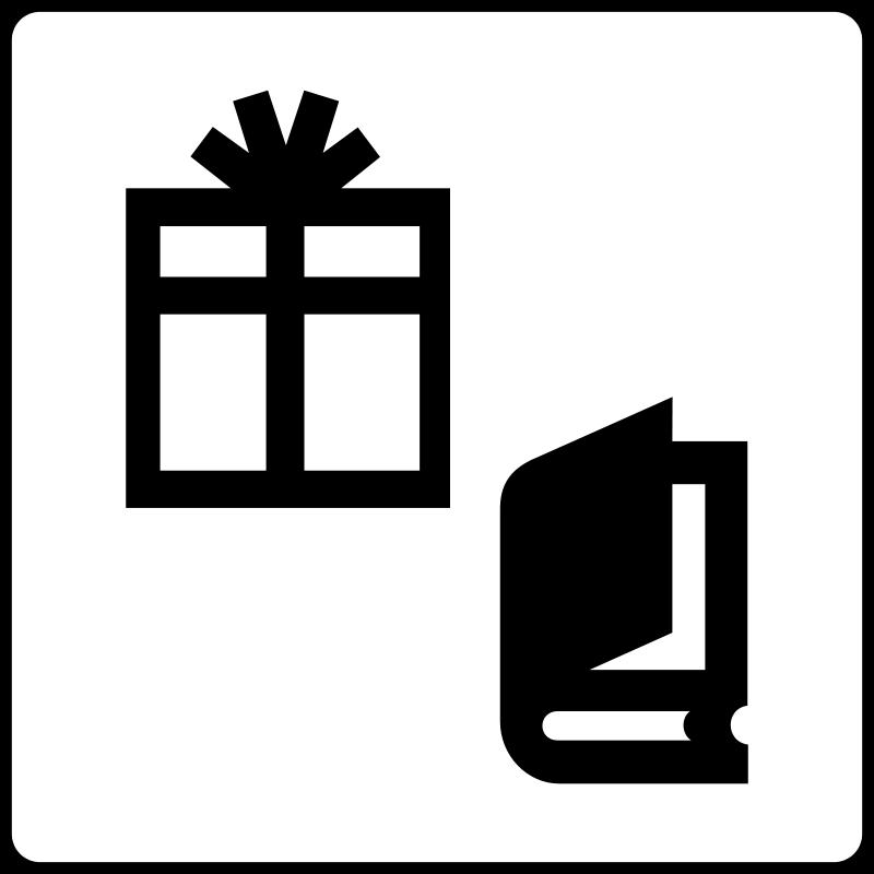 free vector Hotel Icon Has Gift Shop