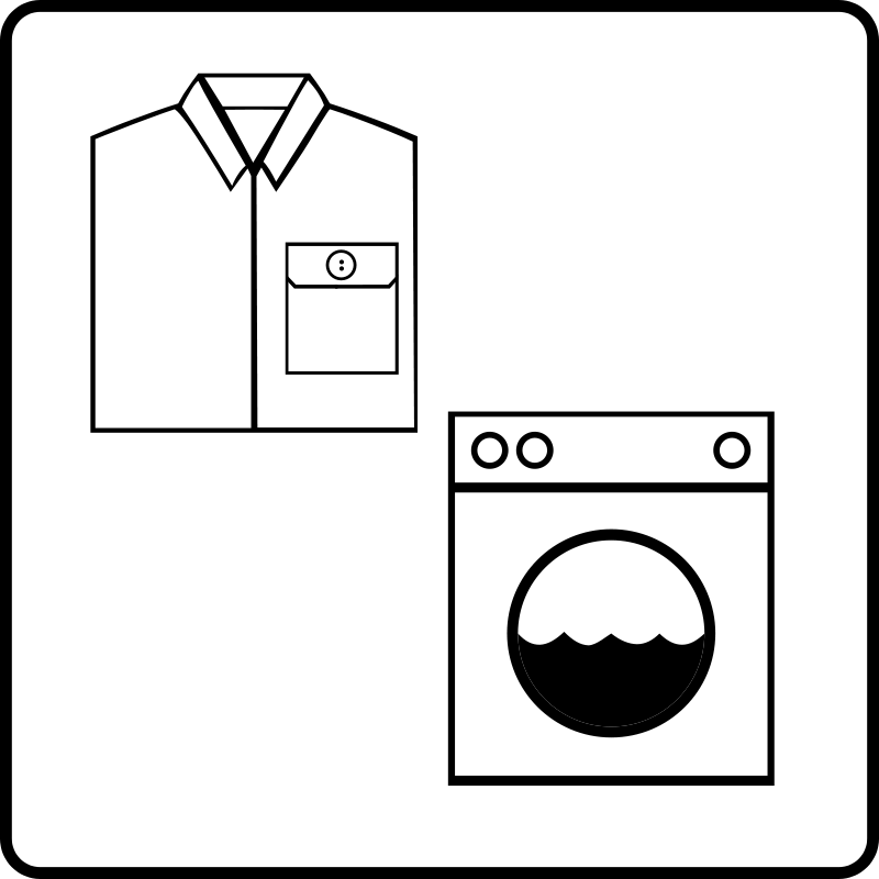 Services Icons Png Hotel Icon Has Laundry Service