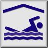 free vector Hotel Icon Indoor Pool clip art