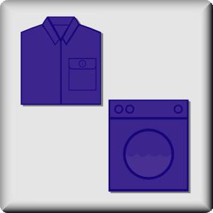free vector Hotel Icon Laundry Service clip art