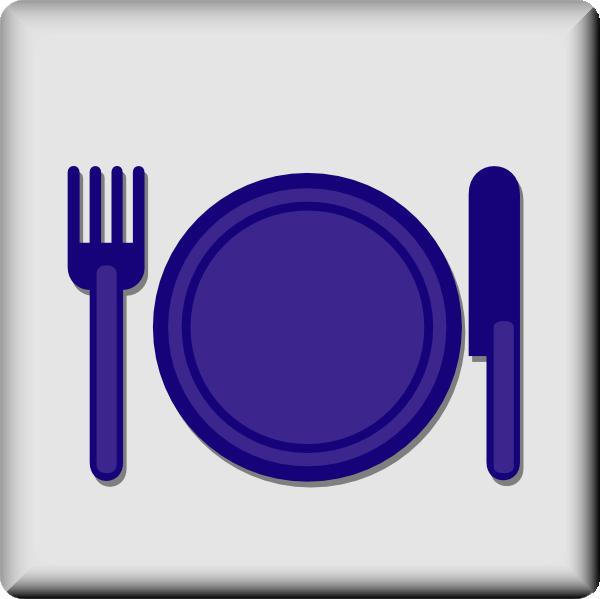 free vector Hotel Icon Restaurant clip art