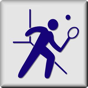 free vector Hotel Icon Squash clip art