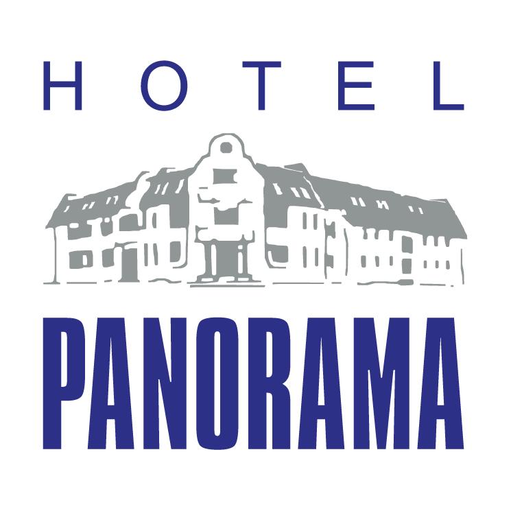 free vector Hotel panorama 1