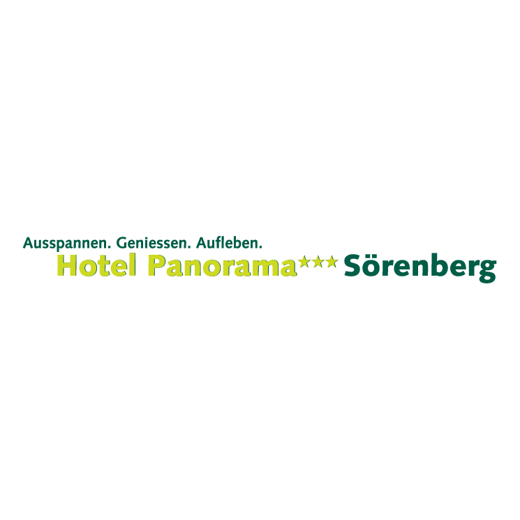 free vector Hotel panorama